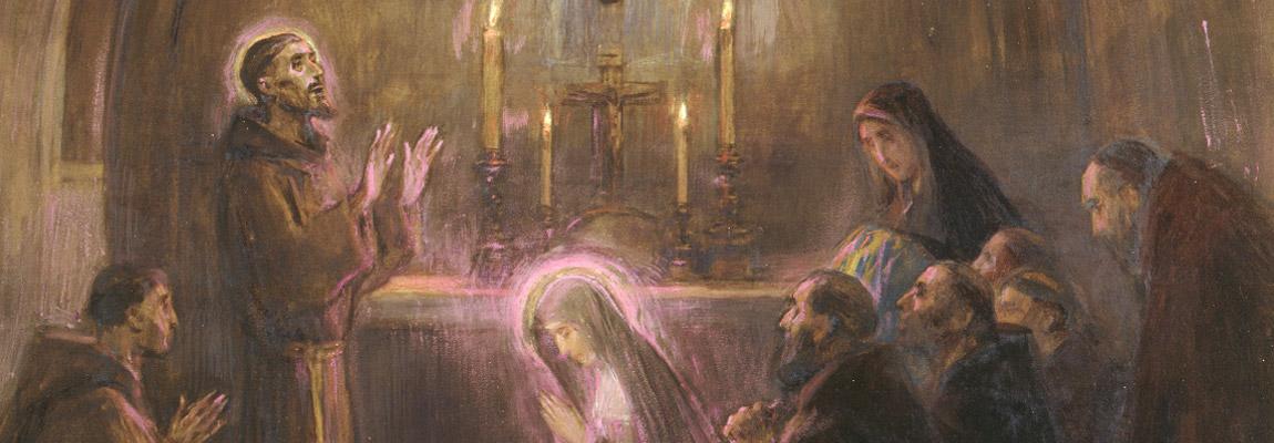 Pisma św. Franciszka z Asyżu